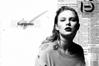 Taylor Swift lança 'Gorgeous', novo single do álbum 'Reputation'