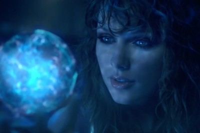 Taylor Swift divulga prévia do clipe da música 'Ready For it?'