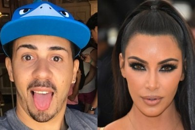 Carlinhos Maia só perde para Kim Kardashian na lista dos stories mais vistos do Instagram