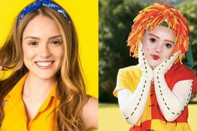 'Verão 90': Isabelle Drummond irá reviver a personagem Emília, do 'Sítio do Picapau'